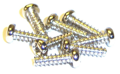 45048 TPB3*10 Ball Cross Screw 8pcs 3mm x 10mm M3