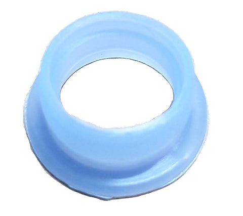 51882B 1/8 Scale RC Nitro Engine Rear Exhaust Manifold Silicone Gasket Blue x 1