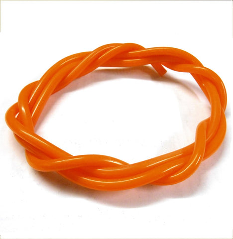 51822 Orange RC Engine Nitro Glow Fuel Line 1m 1.10 Scale