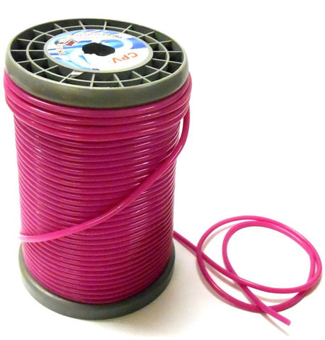 51822 Pink RC Engine Nitro Glow Fuel Line 1m