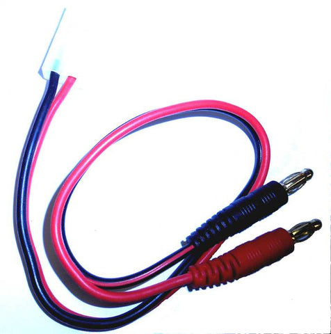 8062 RC 4mm Banana Plug Connector to Female Tamiya Wire