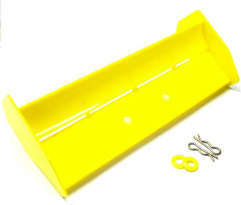 81051 RC 1/8 Scale Buggy Spoiler Yellow Plastic HSP