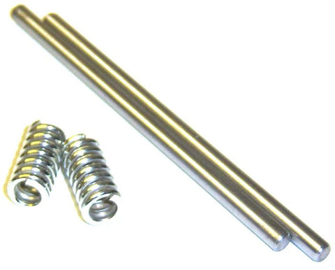 81211 Front Lower Arm Pins + Springs 1/8 HSP Tornado