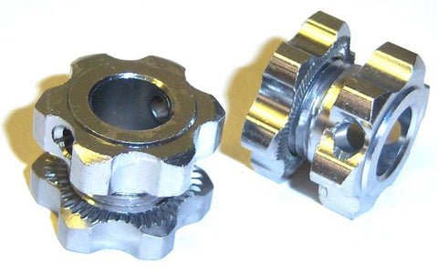 85711 17mm Wheel Hex + Nuts 2 1/8 Parts HSP Tornado