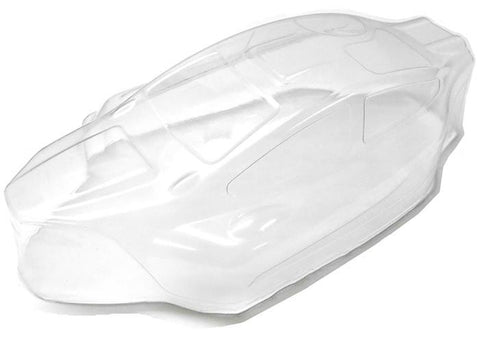 BS802-002C 1/8 Scale Buggy Body Shell Cover Clear x 1