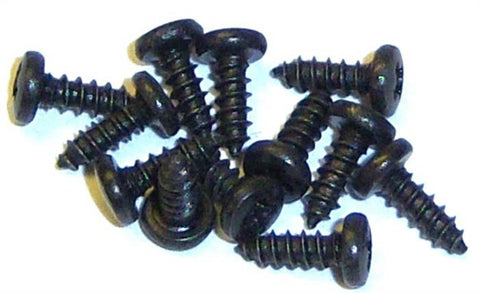 BS902-043 BA2*6mm Screw (12pcs) - 2mm x 6mm Self Tapping