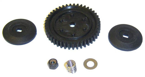 BS902-060 Plastic Gear 5 43T w/fixer + Spring Flying Tiger Part