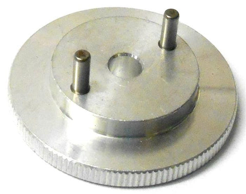 BS801-006 2 Pin .21 to. 28 Flywheel with Pins 6mm hole