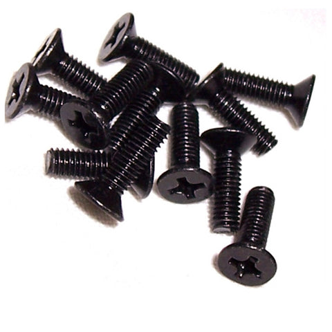 BS903-070 HI903-070 ISO3*10 3mm x 10mm Flat RC Engine Mount Screw x 12