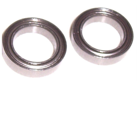 BS903-087 HI903-087 Ball Bearing (12*18*4) x 2 - 18mm x 12mm x 4mm OdxIDxW