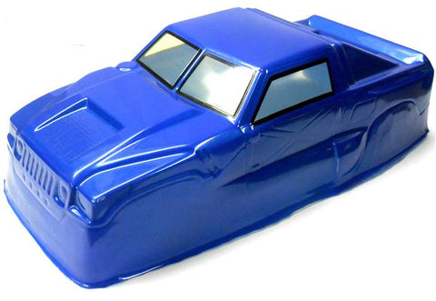 BSP-BTT-5BL 1/10 RC Electric EP Rock Crawler Body Shell Cover Navy Blue
