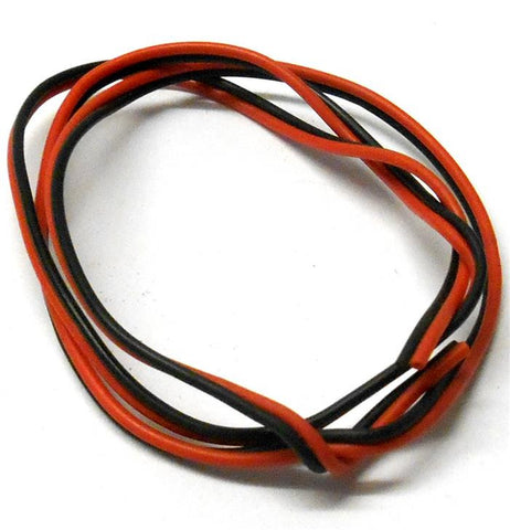 JST RC Battery Wire Extension PVC Wire Flat 1m 26 AWG