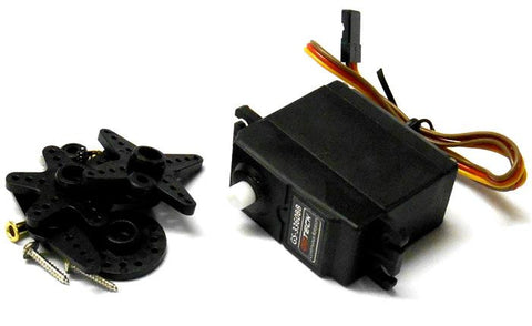 GS-3360BB 3kg High Torque Throttle Steering Servo 360 Degree Turn