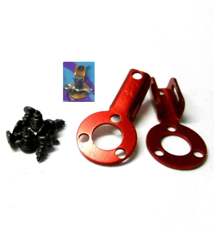 HY00171R 1/10 Alloy Fixed Body Shell Cover Red