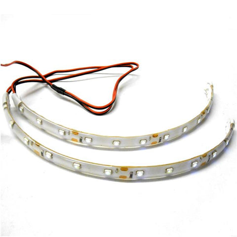 L-025 1/10 Racing Car Truck Body Shell LED Ground Effects Kit 6v JR Flexible Bar