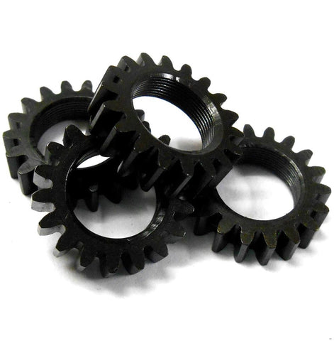 L11131 RC 1/10 Cog Steel Main Gear 18T 18 Teeth Tooth 20mm Module 1