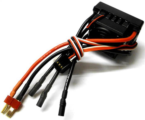 BS701-047W ESC Electronic Speed Controller Brushless 45A 1/8 Scale Waterproof