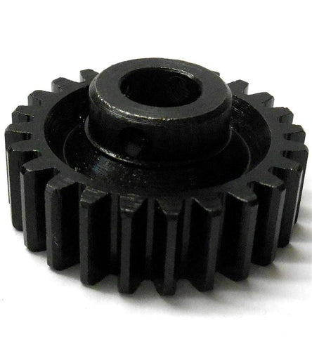 L11016 1/5 Scale Metal Steel Motor Gear 24T 24 Teeth Tooth 10mm Bore