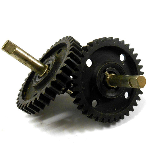 L11103 RC 1/8 1/10 Scale Metal Steel Main Gear x 2 Module 1 36T 36 Teeth Tooth