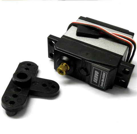 SV601 6kg High Torque Throttle Steering Servo Nitro Models Metal Gear x 1