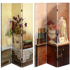Image of 3 panel room dividers