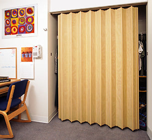 Accordion Room Divider