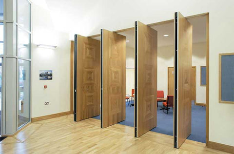 Operable Walls - Room Divider