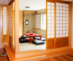 Sliding Shoji Room Screen