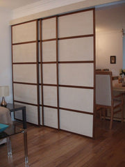 Fixed Room Divider