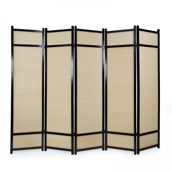 Kimura Room Divider Screen - 5 Panel