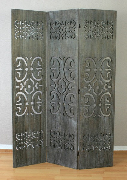 Baroque Room Divider Screen