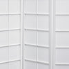Hoshi Room Divider Screen - White - 4 Panel