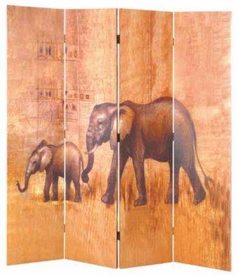 Kenya Room Divider Screen