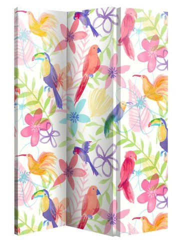 Pretty Polly Room Divider Screen