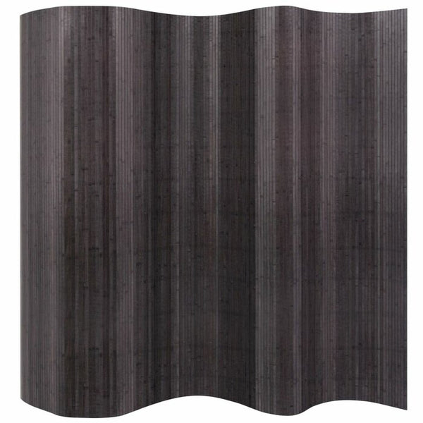 Bamboo Flexible One Panel Room Divider