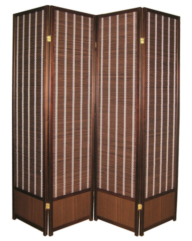 Geese Room Divider - 4 Panel