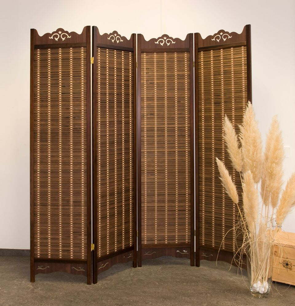 Romantic Wood Room Divider