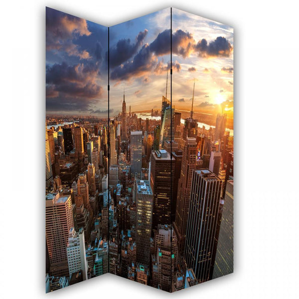New York Day Room Divider Screen