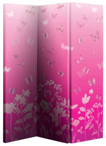 Butterfly Meadow Room Divider Screen