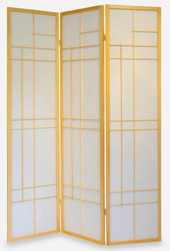 Trend Room Divider Screen - Nature - 3 Panel