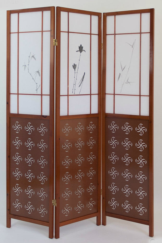 Kumo Room Divider Screen