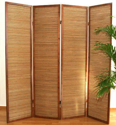 4 Panel Akita Shoji Room Dividers Screen Room Dividers UK