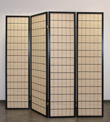 Choko Room Divider Screen - 4 Panel