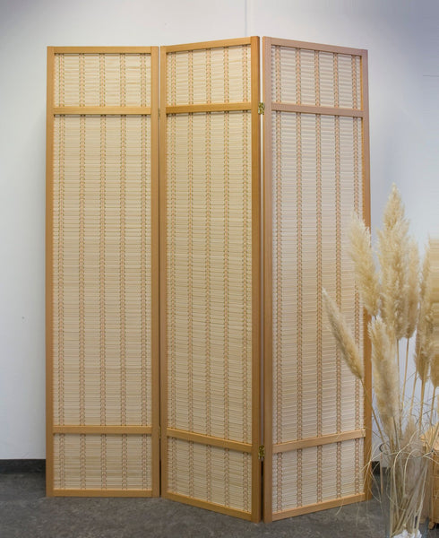 Wuh Nature Room Divider - 3 Panel