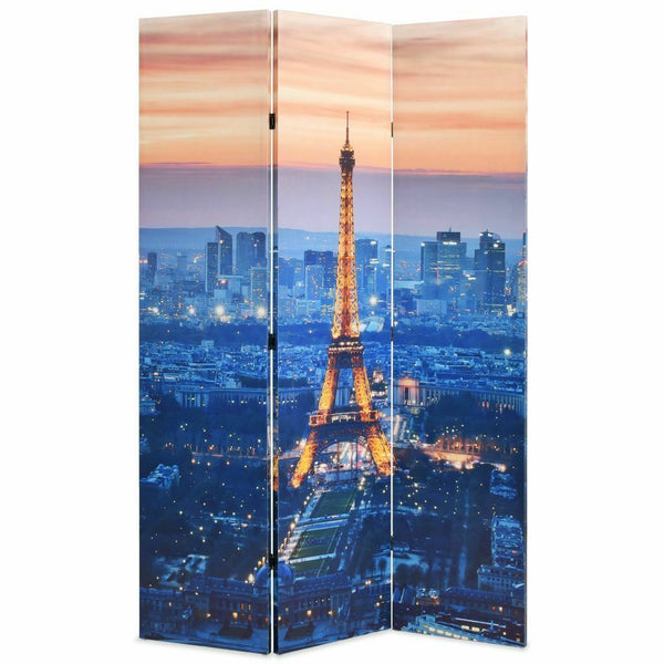 Paris by Night Room Divider