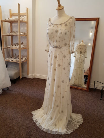 'Starry' bridal dress from Monsoon