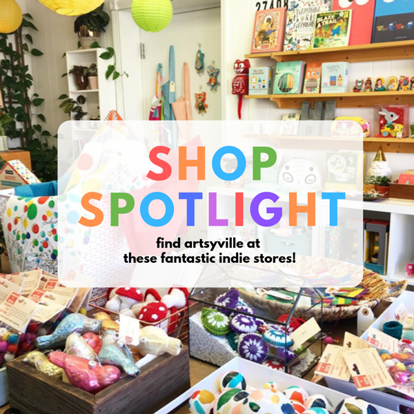 Shop Spotlight - Artsyville