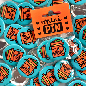 Write Mini Pin