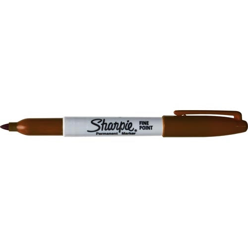 Sharpie Fine Point - Brown