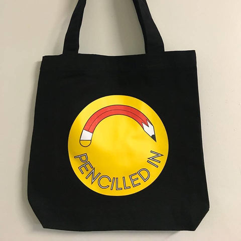 Pencilled In Tote Bag